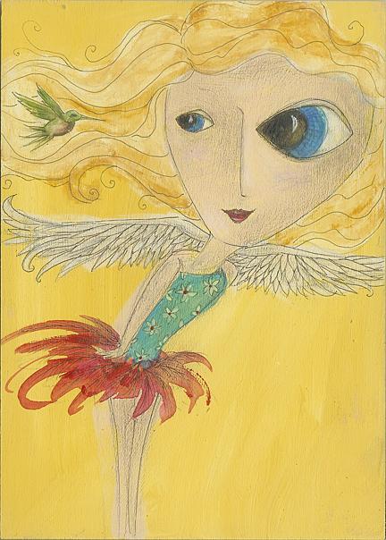 Hummingbird_girl